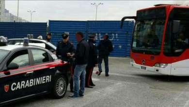 """Photo of Aggressione a controllore dell' """"Eavbus"""". identificato l'autore dai carabinieri"""