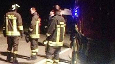 Photo of Fiamme ai Maronti, a fuoco un'abitazione
