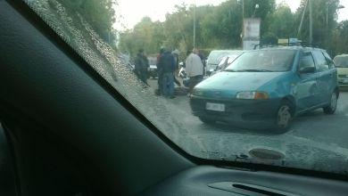 Photo of Brutto incidente in Via Michele Mazzella