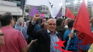 Photo of L'ultima di Antoniadis: denuncia Tsipras per alto tradimento