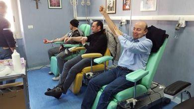 Photo of Donazioni di sangue, si riparte domenica 15 gennaio