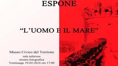 """Photo of """"L'uomo e il mare"""", al Torrione la mostra di Giulia Castagliuolo"""