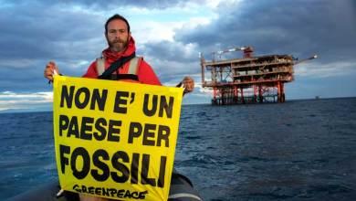 Photo of SI' al referendum, NO alle trivelle in mare