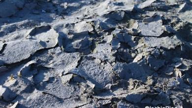 Photo of La spiaggia della Chiaia diventa una crosta lunare