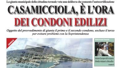 Photo of La prima pagina del giornale di oggi, in edicola