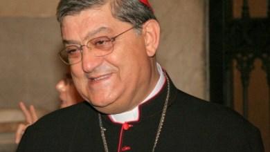 Photo of Il cardinale Sepe sbarca a Ischia, oggi la visita ai luoghi del sisma