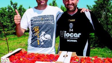 Photo of Maurizio Lauro, da calciatore a coltivatore di fragole