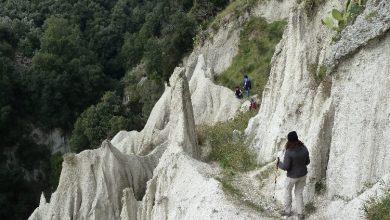 Photo of I Pizzi Bianchi: il tesoro nascosto nel canyon di Ischia