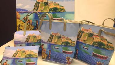 Photo of Quando l'immagine dell'isola viaggia su di una… borsa!