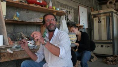 Photo of Taki, passioni mediterranee, la mostra da domani al Bar Maria