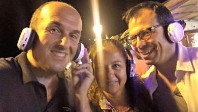 Photo of Silent party, la Elleggi trasforma il piazzale aragonese in una discoteca silenziosa
