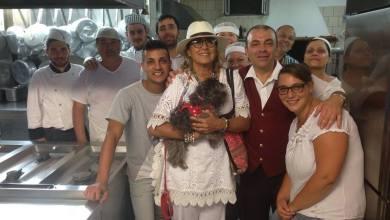 Photo of Ferragosto al Bracconiere per Romina Power