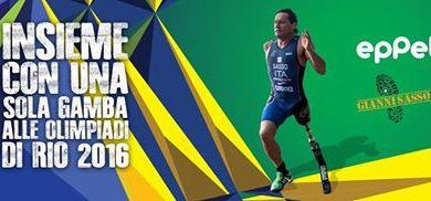 Photo of Paralimpiadi di Rio De Janeiro, Ischia c'è con il grande Gianni Sasso