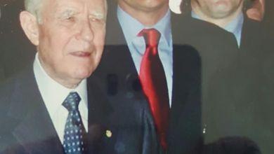 Photo of Carlo Azeglio Ciampi, il saluto a un signor presidente