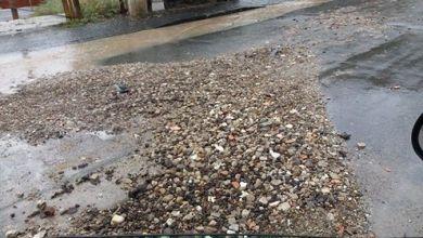 Photo of Piedimonte, strade invase da pietre e fango