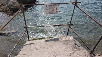 Photo of La spiaggia di Cava dell'isola chiude i battenti