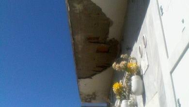 Photo of Sant'Angelo, che scempio: calcinacci e immondizia nel cimitero
