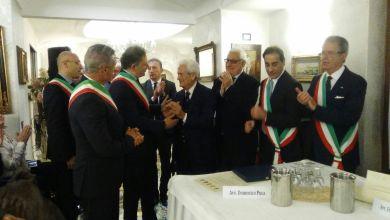 Photo of Carlo Alemi è cittadino onorario dell'isola d'Ischia