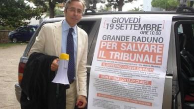 Photo of Cellammare: «2017 decisivo per la giustizia isolana»