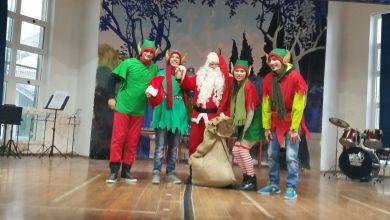 Photo of Babbo Natale a scuola nel segno dell'ecologia