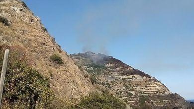 Photo of I Maronti nel mirino dei piromani, scoppia un nuovo incendio