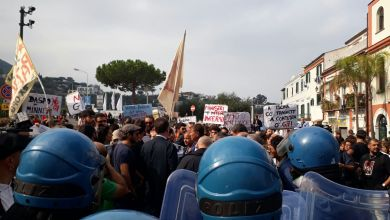 Photo of Anti G7, no al passaggio su via Iasolino