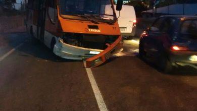 Photo of Incidente a Casamicciola, impatto all'alba tra auto e bus Eav