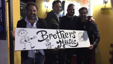 """Photo of """"Ricominciamo dalla musica"""", l'inaugurazione post sisma del nuovo store dei fratelli Di Meglio"""