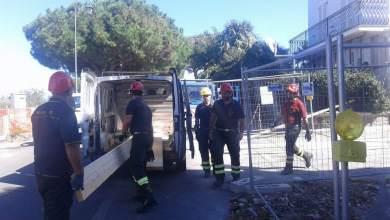Photo of Lacco Ameno, continua la messa in sicurezza in zona Fango
