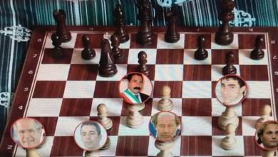 Photo of Così si gioca la partita a scacchi per le elezioni di Forio