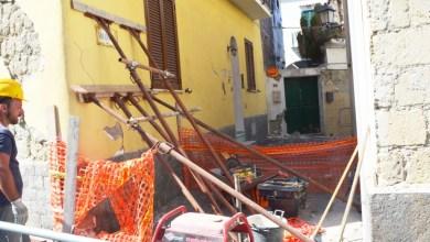 Photo of Lacco Ameno, nuovo appalto per il materiale del cantiere in zona rossa