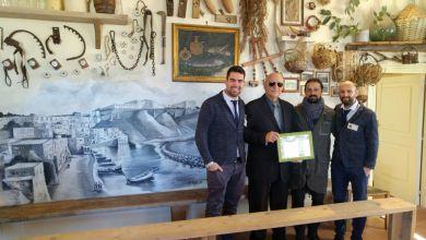 """Photo of Il Premio """"Violet tradizione e cultura"""" a Marco Puglia"""