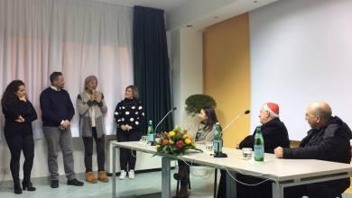 Photo of L'abbraccio della Catena Alimentare al Cardinale Gualtiero Bassetti