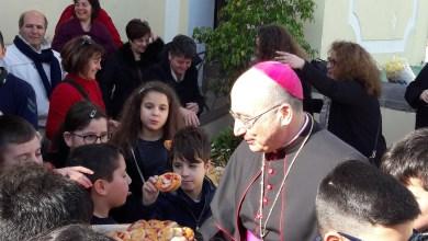 Photo of Conclusa a Panza la visita pastorale del vescovo Pietro
