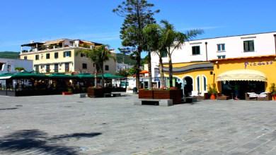 Photo of Ischia, vandali in piazzetta San Girolamo