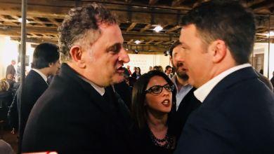 Photo of Giosi incontra Renzi alla direzione nazionale del Pd