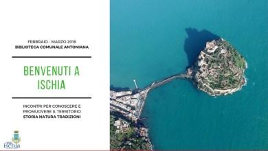 Photo of Benvenuti a Ischia, un'isola di terra: proseguono gli incontri