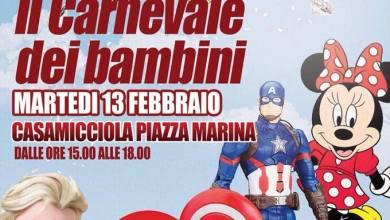 Photo of Il Carnevale dei bambini, martedì festa a Casamicciola