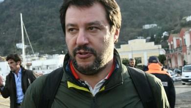 Photo of Salvini a Ischia, oggi l'incontro coi sindaci e la visita alla zona rossa