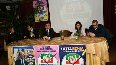 Photo of Verso le elezioni, si chiude la campagna elettorale di Forza Italia sull'isola