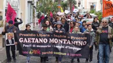 """Photo of """"Terra, solchi di verità e giustizia"""", Lacco Ameno in piazza per dire no alle mafie"""