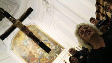 """Photo of """"Stabat Mater"""",  le tradizioni della Pasqua tra arte e liturgia"""