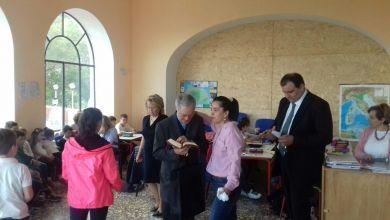 Photo of Le Zagare apre agli alunni, festa a Casamicciola