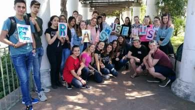 """Photo of Erasmus plus, studenti e docenti da tutta Europa a Lacco Ameno con l'IC """"Vincenzo Mennella"""""""