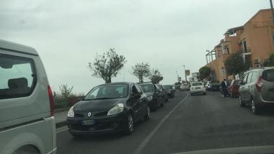 Photo of Casamicciola, traffico in tilt per il controesodo del ponte festivo