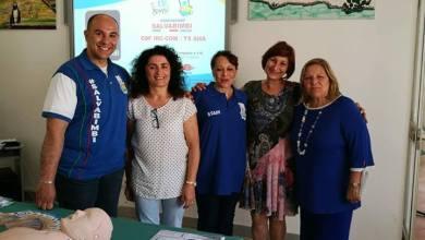 Photo of Forio, all'istituto Balsofiore genitori a lezione di tecniche salvavita