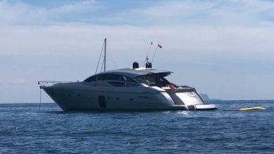 Photo of La barca di Lavezzi nelle acque di Cartaromana