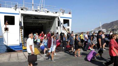 Photo of Boom Ischia, sull'isola 60.000 arrivi tra il 10 e il 15 agosto