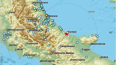 Photo of Terremoto in Molise, la scossa avvertita anche a Ischia e Procida