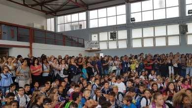 Photo of Scuola: prima campanella e festa d'accoglienza per la Scuola media Scotti
